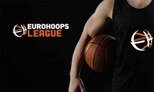Eurohoops League: Ξεκίνησαν οι εγγραφές για το νέο συναρπαστικό πρωτάθλημα!