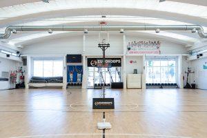 Νοίκιασε γήπεδο και παίξε μπάσκετ στο Eurohoops Dome